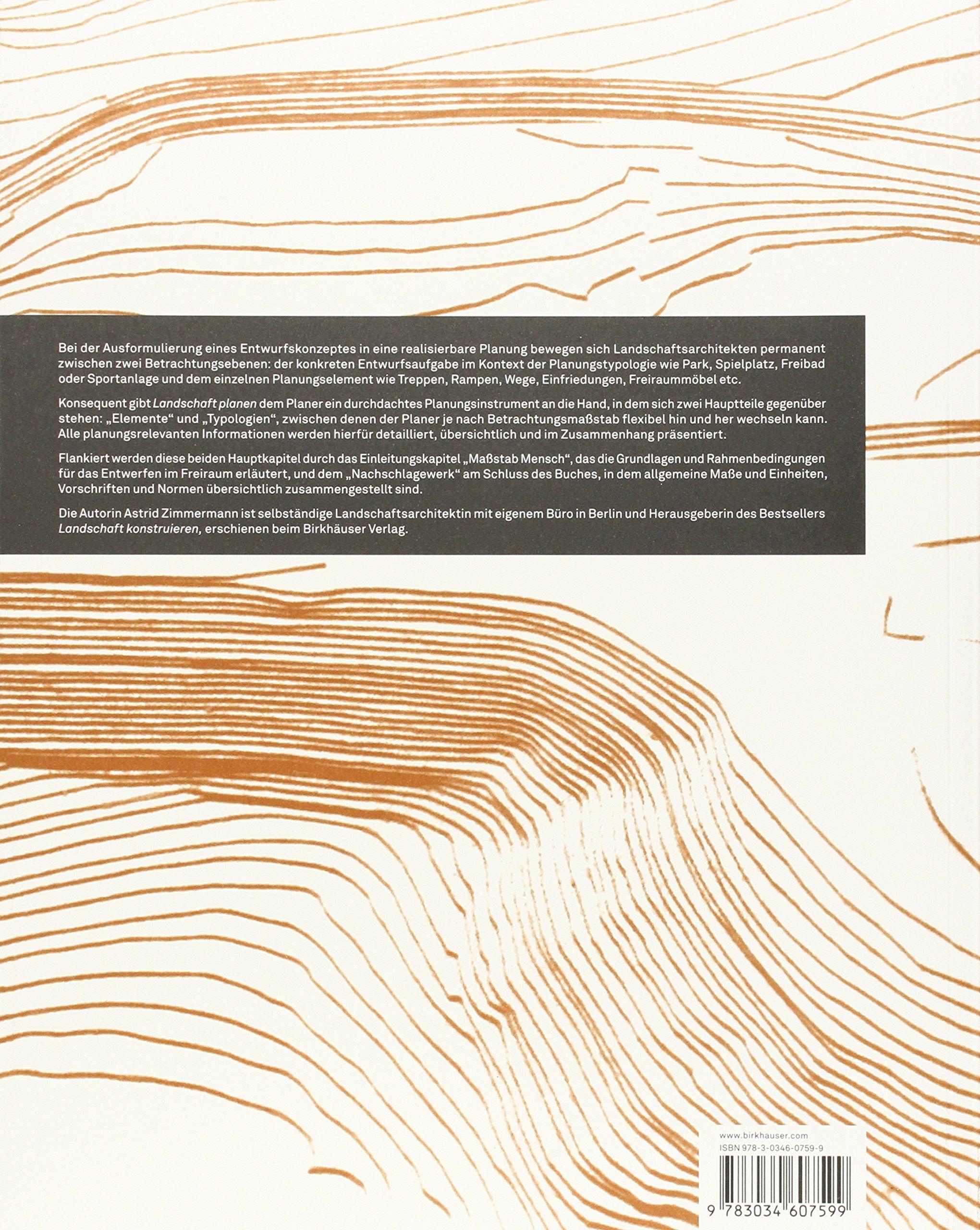 Treppe Planen landschaft planen dimensionen elemente typologien amazon de