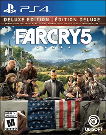 far cry 5 deluxe edition ps4 worth it