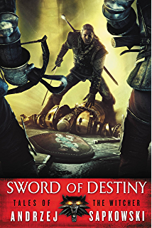 Sword Of Destiny The Witcher Book 4