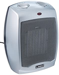 Lasko 754200 Ceramic Heater with Adjustable Thermostates