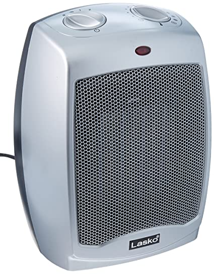 Beau Lasko 754200 Ceramic Heater With Adjustable Thermostates
