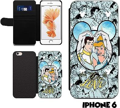 Disney Fan Art Case/Cover For iPhone 6