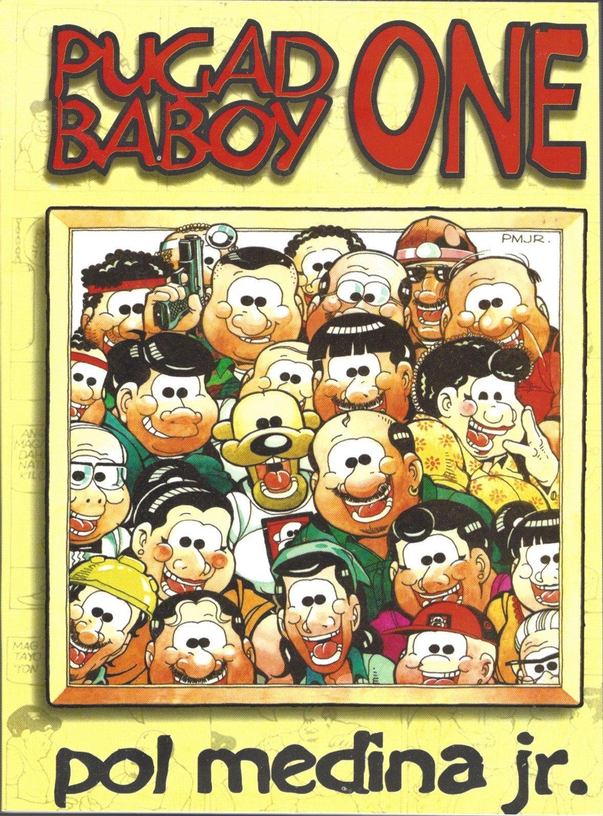 Pugad Baboy One (1): Amazon.com: Books