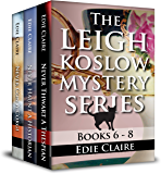 The Leigh Koslow Mystery Series: Books Six, Seven, and Eight: Boxed Set