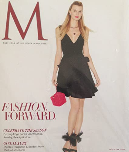 Amazon com : Mall at Millenia Magazine - Holiday 2015 Issue