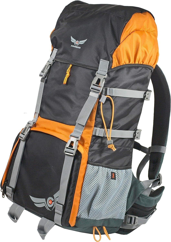 Trekking Hiking Backpack Kompar With Large Photo Camera Photo