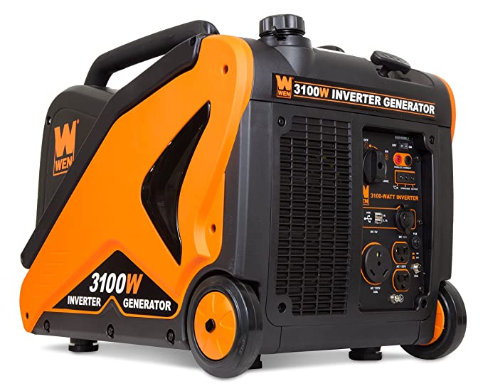 Best Generators for RV : WEN 56310i-RV Inverter Generator