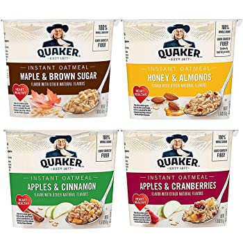 Quaker Express Cups Instant Oatmeal