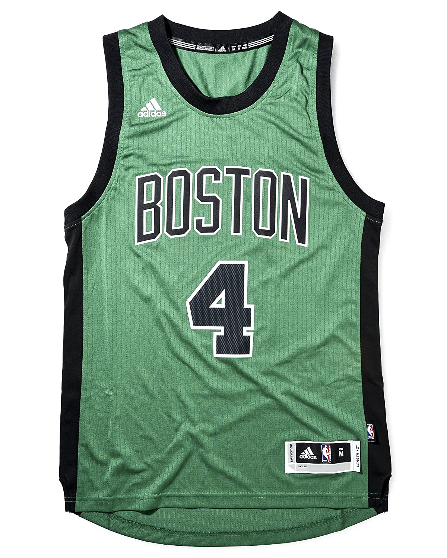 quality design 2d35d 17daf 70%OFF Adidas Men's Boston Celtics NBA Isaiah Thomas ...