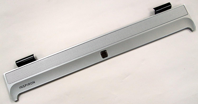 R330P - Silver - Inspiron 15 (1545) Center Control Power Button Cover / Hinge Cover - Grade A