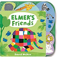 Elmer's Friends (Elmer Picture Books)