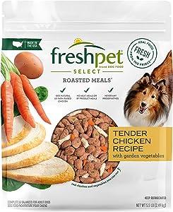 Freshpet Healthy & Natural Dog Food, Fresh Chicken Recipe, 5.5lb