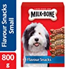 Milk-Bone Flavour Snacks Small Assorted Meat Flavours Dog Biscuits 800g