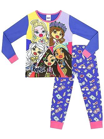 ca11fe2d4 Bratz - Pijama para niñas - Bratz - 11 - 12 Años  Amazon.es  Ropa y  accesorios