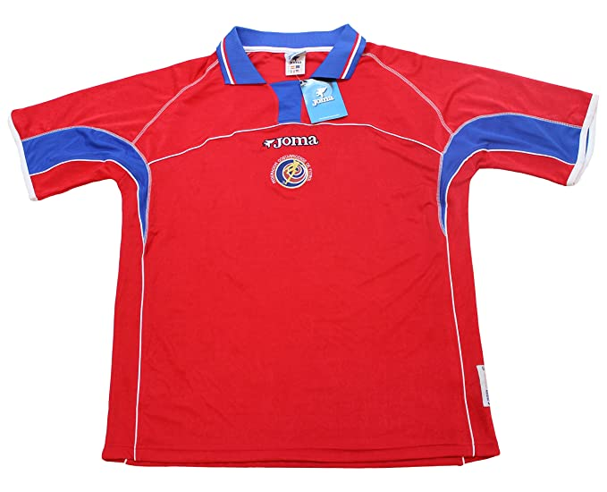 the latest 66b13 c6081 Amazon.com: Joma Costa Rica Home Jersey Original Authentic ...