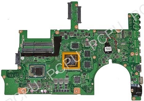 Amazon.com: 60NB06F0-MB1410 Asus G751JY Laptop Motherboard ...