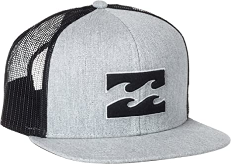 G.S.M. Europe – Billabong All Day Trucker Gorra de Visera, Hombre ...