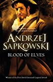 Blood of Elves: Witcher 3 (The Witcher) (English Edition)