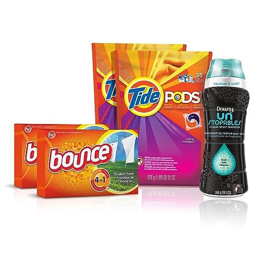 Amazon DOD: Save 25% on Tide Laundry Bundles  at  amazon.com online deal