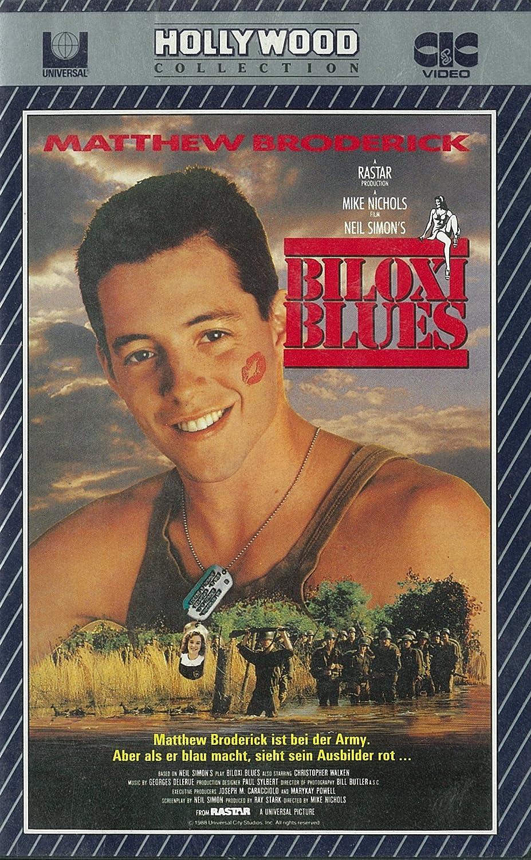 Biloxi Blues Matthew Broderick Christopher Walken Matt Mulhern