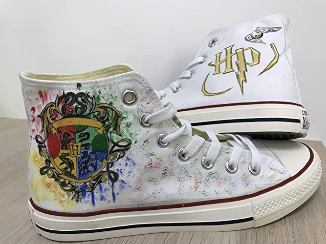 1c27330bd7c9f Amazon.com  Custom Hand Painted Shoes Chuck Taylor Sneakers Hi Top Shoes  Custom Chuck Taylors Men Women FREE SHPPING  Handmade