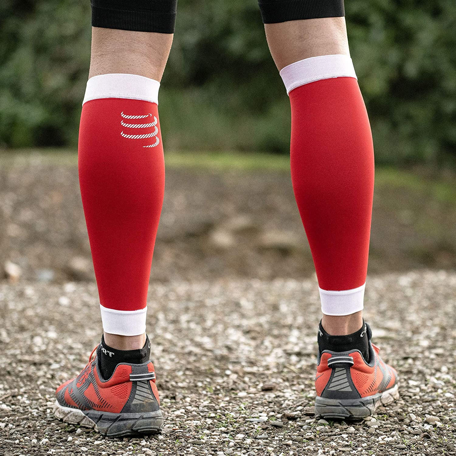 COMPRESSPORT Calf R2 V2 Scaldamuscolo