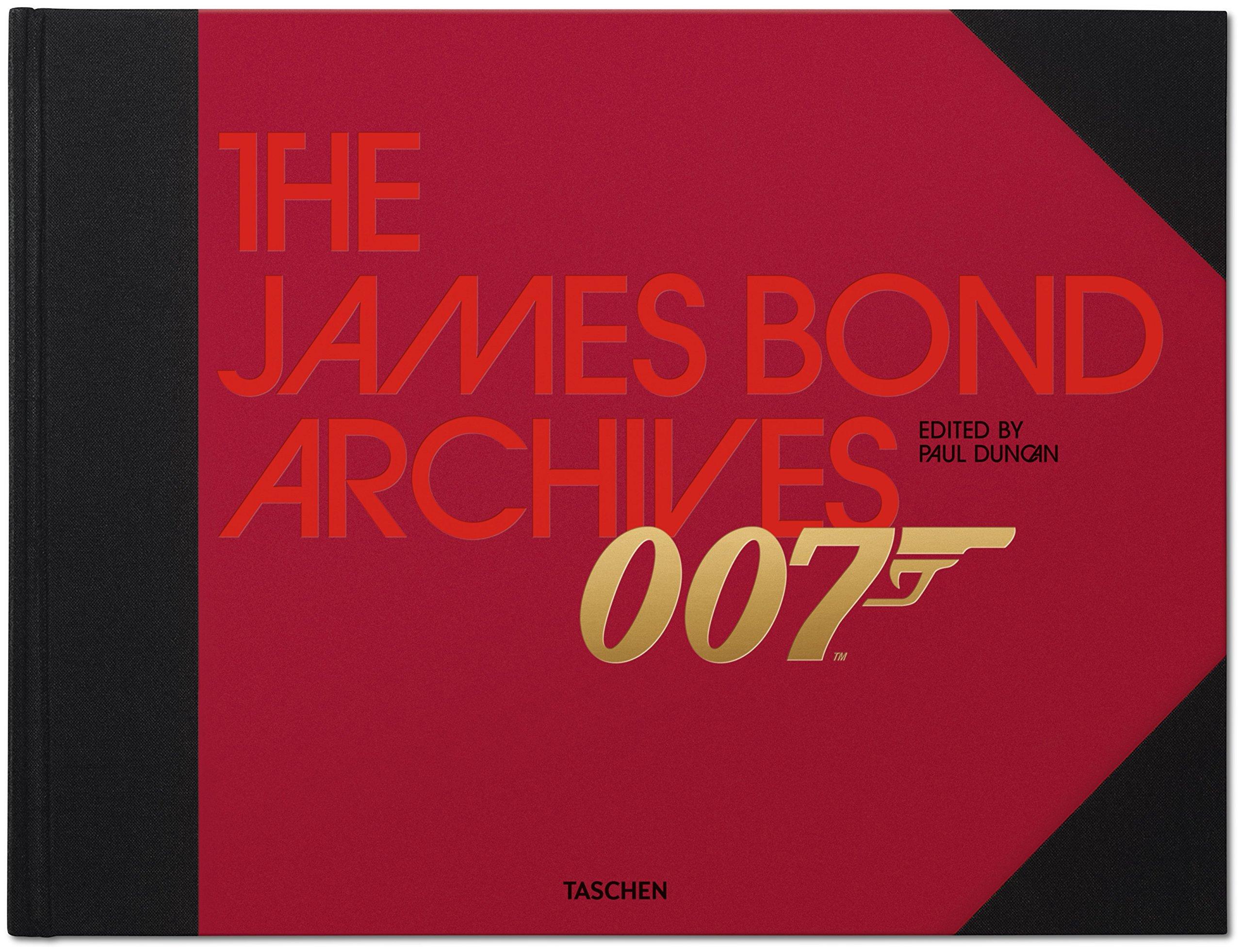 The James Bond Archives: Spectre Edition: Paul Duncan: 9783836551861:  Amazon: Books