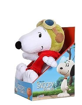 Gipsy 70559 – Peluche de Snoopy aviador de Carlitos y Snoopy: La película de Peanuts