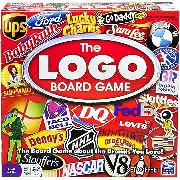 powerful Logo Board Game