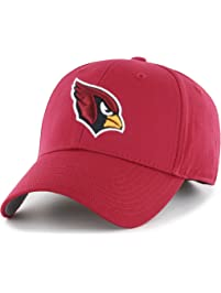 best website 9067c fedf5 NFL Arizona Cardinals OTS All-Star MVP Adjustable Hat, Dark Red, One Size
