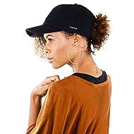 Grace Eleyae Women's Baseball Cap - Slap - Satin Lined Dad Hat