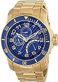 Invicta Men's 15342 Pro Diver Analog Display Japanese Quartz Gold Watch