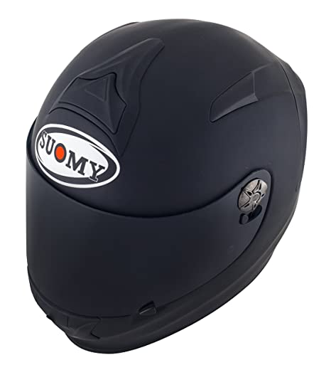 Amazon.es: SUOMY SR Sport - Casco para Moto Integral, Blanco (Plain White), XL