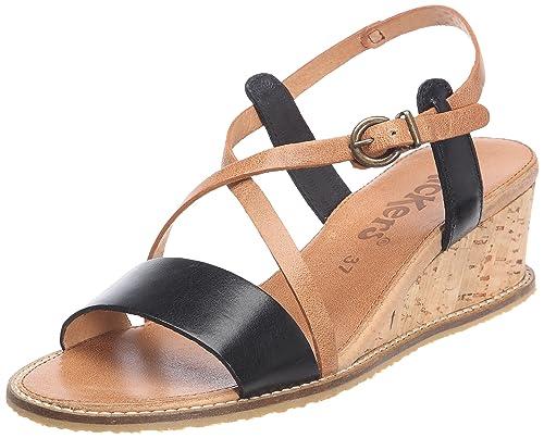 Très Confortable Femme Chaussures Kickers Sosso Sandales Et