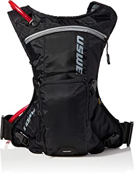 USWE Sports Ranger 3 Hydration Pack, Color Carbon Black, tamaño ...