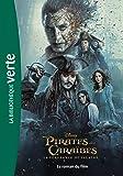 Pirates des Caraïbes 05 - La vengeance de Salazar, le roman du film