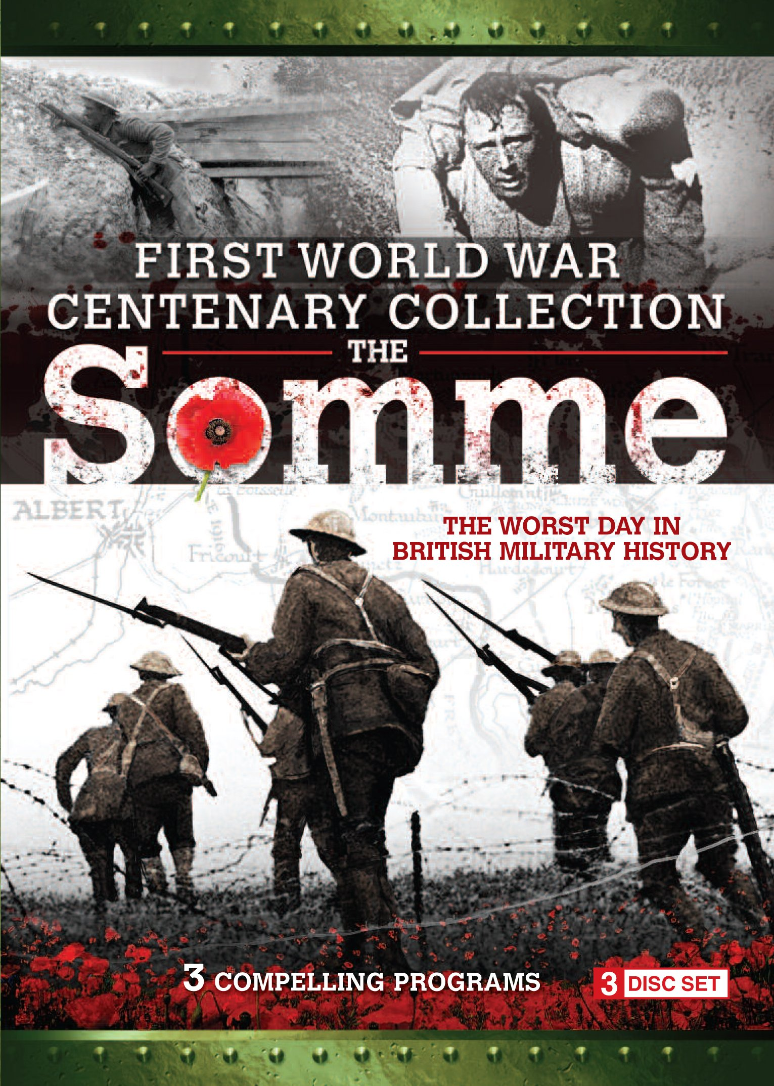 First World War Centenary Collection: The Somme
