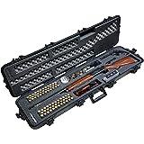 Case Club Pre-Made Sporting & Hunting Shotgun Waterproof Case with Silica Gel & Accessory Box