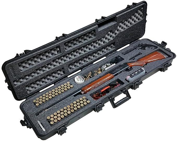 Amazon.com: Funda prefabricada para rifle de caza y deportes ...