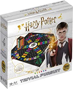 Winning Moves Australia 33343 Harry Potter Trivial Pursuit- Ultimate Edition Trivial Pursuit