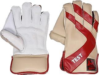 Anand Sports - Guantes de críquet para críquet (tamaño estándar) Anand Soft Leather works Meerut UP A36CW13