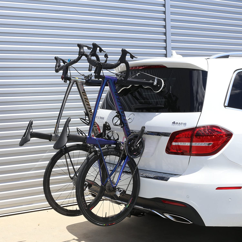 Amazoncom Seasucker Mini Bomber Bike Rack, 2 Bikes Automotive Bike Racks