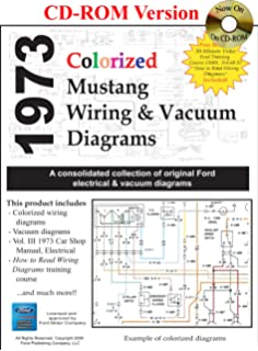Awe Inspiring 1968 Colorized Mustang Wiring Vacuum Diagrams David E Leblanc Wiring Digital Resources Indicompassionincorg
