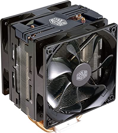 Cooler Master COOLERMASTER Ventilador CPU Hyper 212 LED Turbo ...