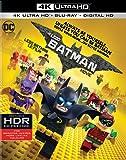 The LEGO Batman Movie (Bilingual) [4K UHD + Blu-Ray + UV Digital Copy]