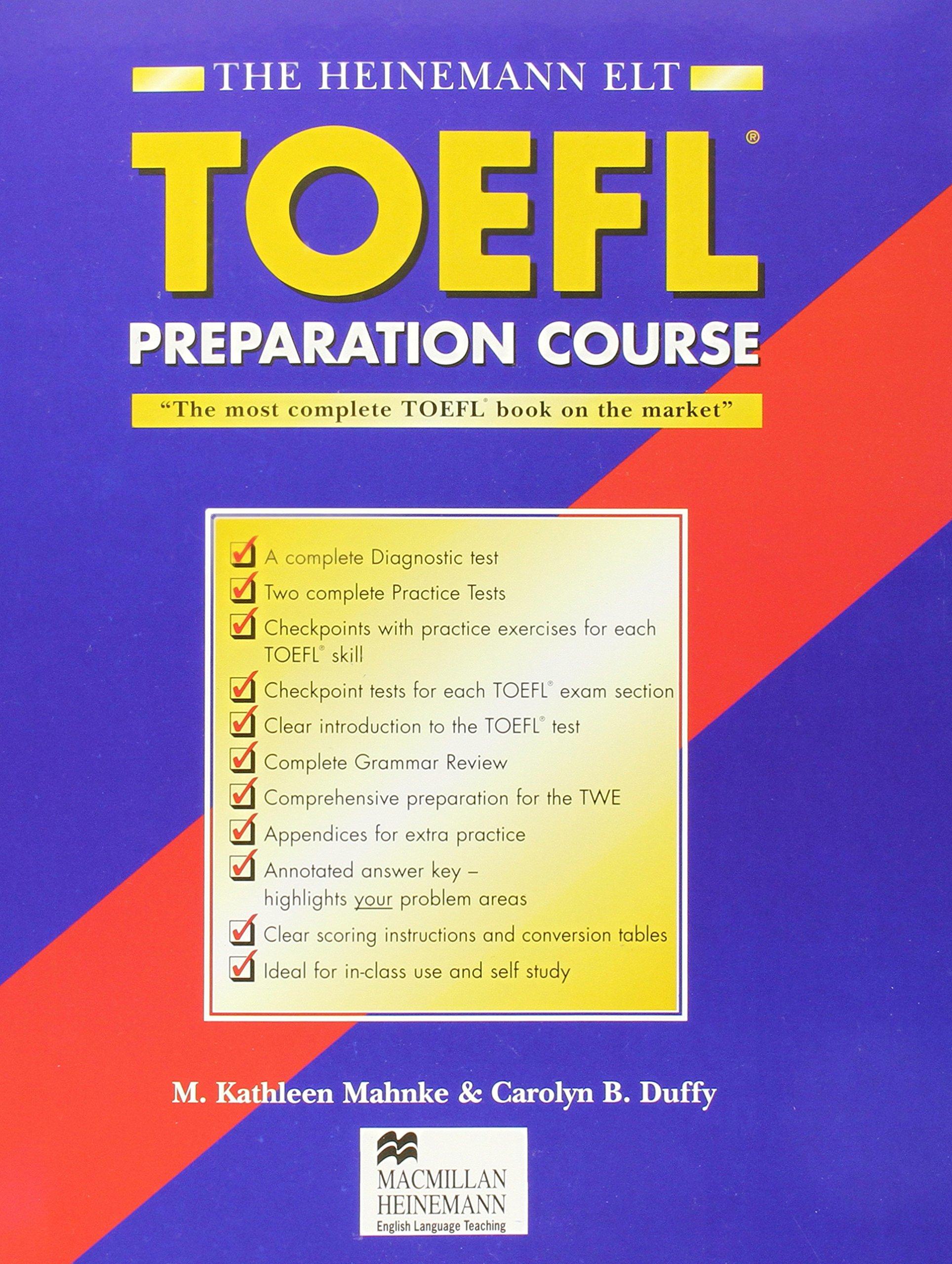 buy the heinemann toefl preparation course book online at low prices rh amazon in toefl preparation guide cliffs free download toefl preparation guide cliffs pdf