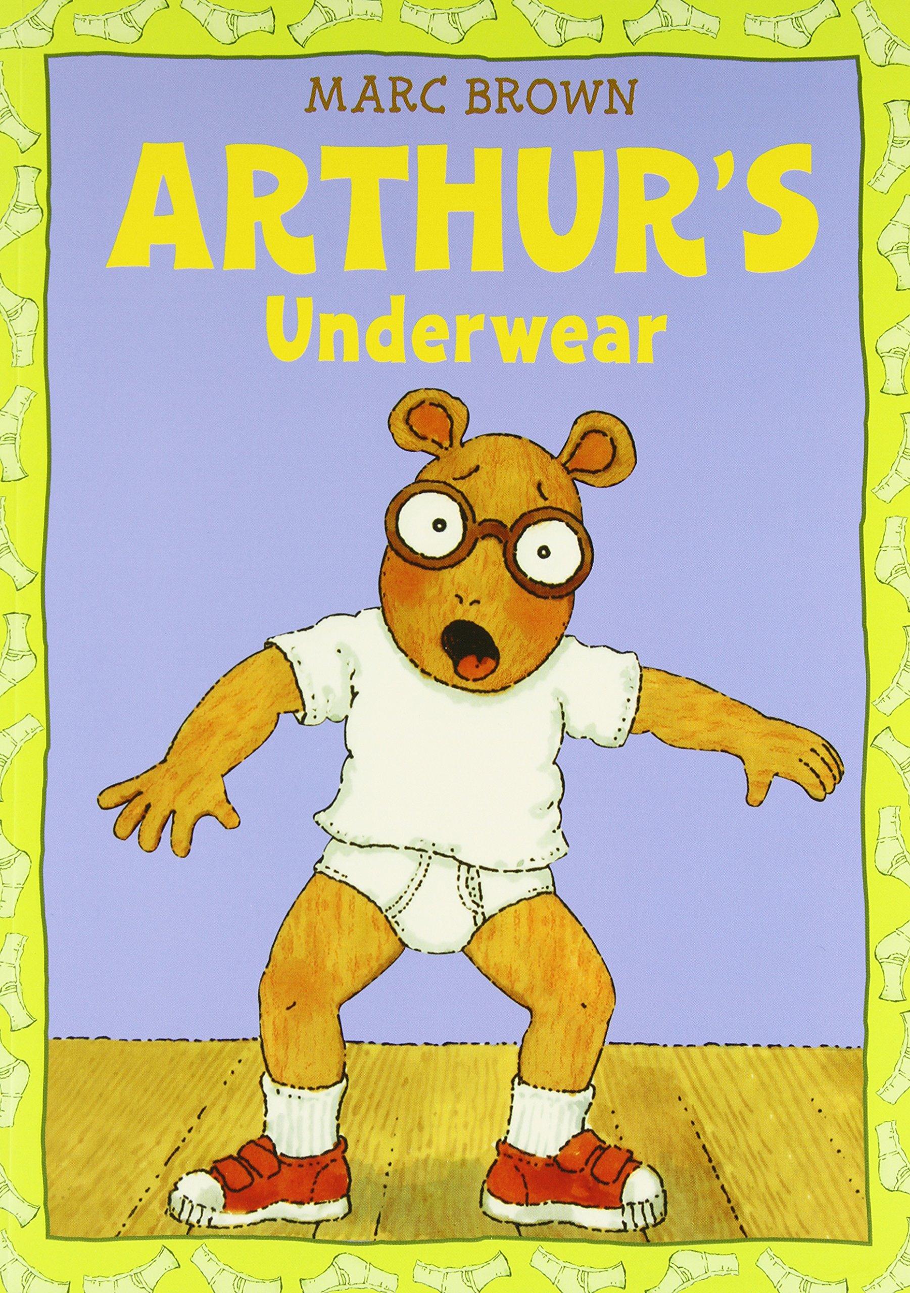 Arthurs Underwear Arthur Adventure Brown product image