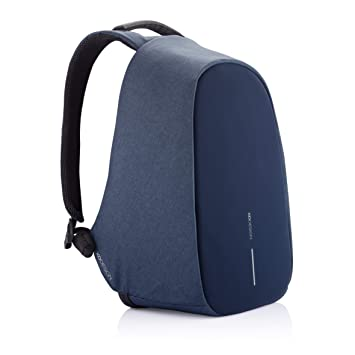 enfant hot-vente authentique nouvelle qualité XD Design Bobby Pro Sac à Dos Antivol Bleu USB/Type C (Unisex)