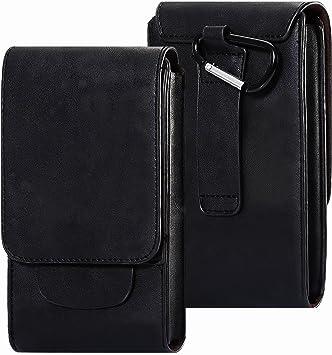 LORDWEY® Funda 6.5 Inch Universal teléfono móvil cinturón Caso de ...