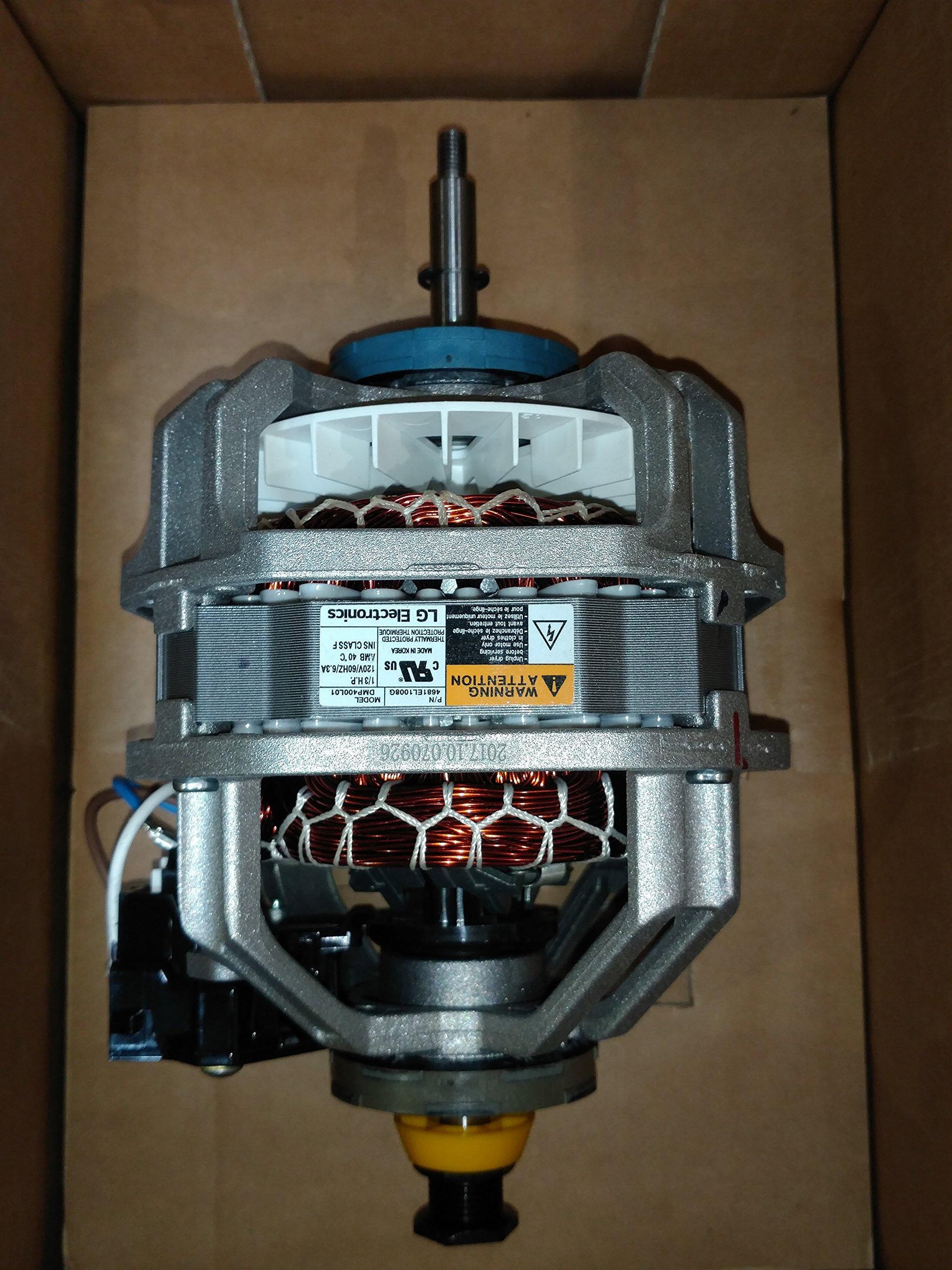 LG 4681EL1008G, Silver